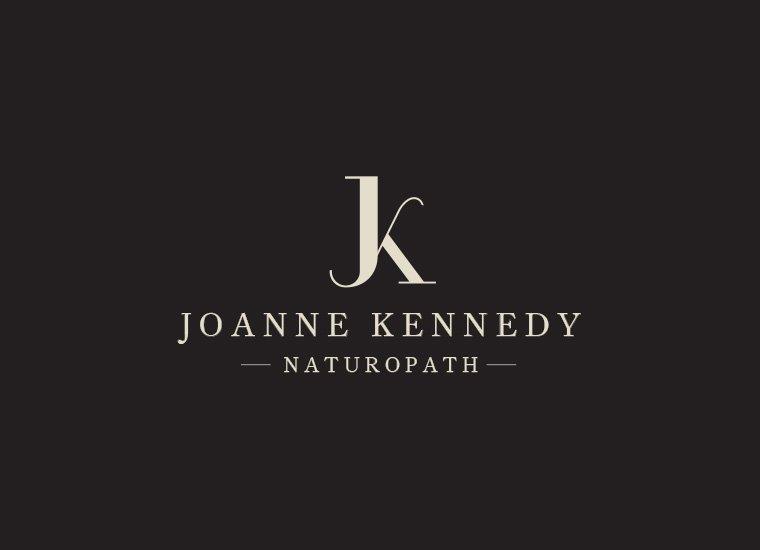 Logo Design | Joanne Kennedy Naturopath | North Shore